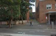 parking on Bourke Street in Surry Hills