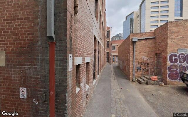 Car park for rent near Melb uni and Victoria st #2