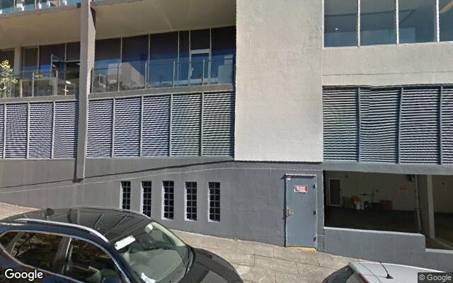 parking on Bowen Bridge Road in Bowen Hills