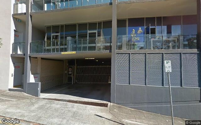 parking on Bowen Bridge Road in Herston QLD