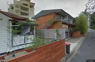 parking on Bowen Terrace in New Farm QLD 4005