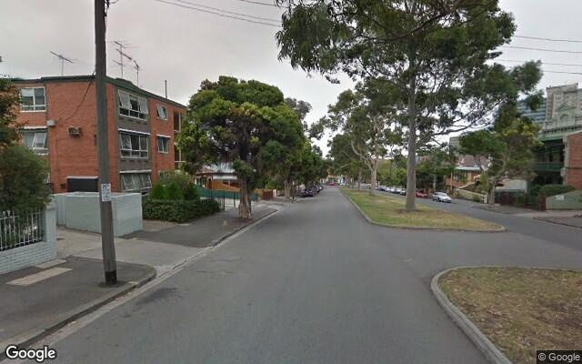 parking on Brougham Street in North Melbourne VIC 3051