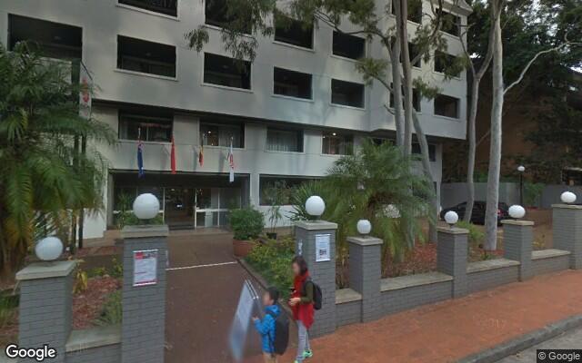 parking on Bulwara Road in Ultimo NSW