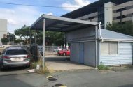 parking on Butterfield St in Herston QLD 4006