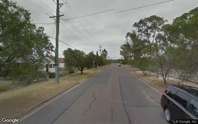 parking on Cameron St in Doonside NSW 2767