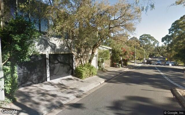 parking on Cameron Street in Edgecliff NSW