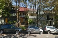 parking on Campbell Avenue in Paddington NSW
