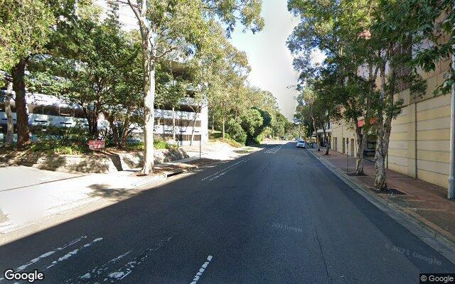 Parramatta - Secure Underground Parking opposite Westfield Mall #1