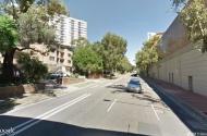 parking on Campbell Street in Parramatta