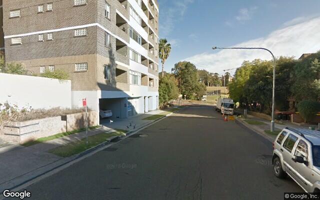 Parramatta safe and secure, undercover carpark