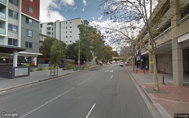 Parking Photo: Campbell Street  Parramatta NSW  Australia, 32316, 163919