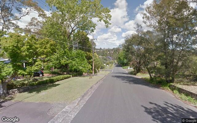 parking on Carrington Road in Wahroonga