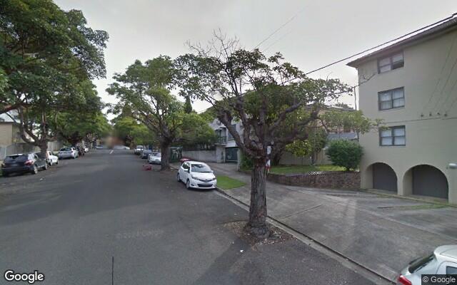 parking on Cecil Street in Ashfield NSW