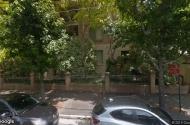 parking on Chalmers Street in Redfern