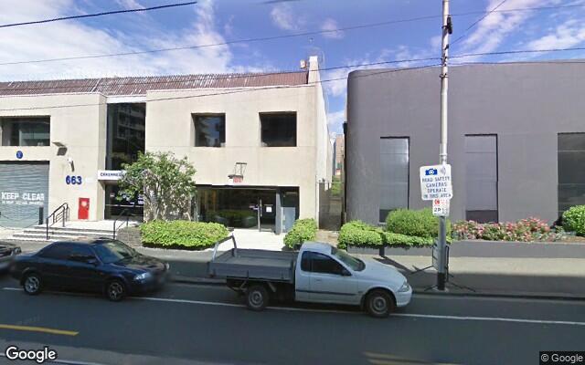parking on Chapel Street in South Yarra