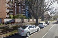 parking on Chapman St in North Melbourne