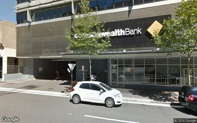 Parramatta CBD - Secured Car Space