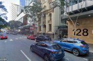 parking on Charlotte Street in Brisbane City Queensland
