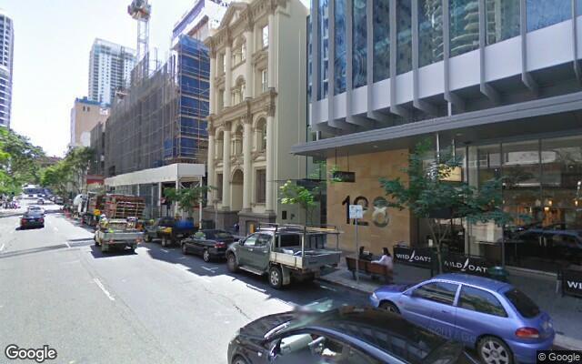 parking on Charlotte Street in Chermside Queensland