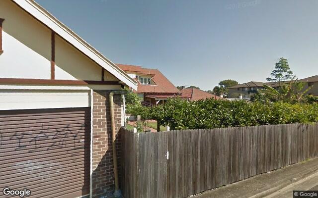parking on Church St in Ashfield NSW 2131