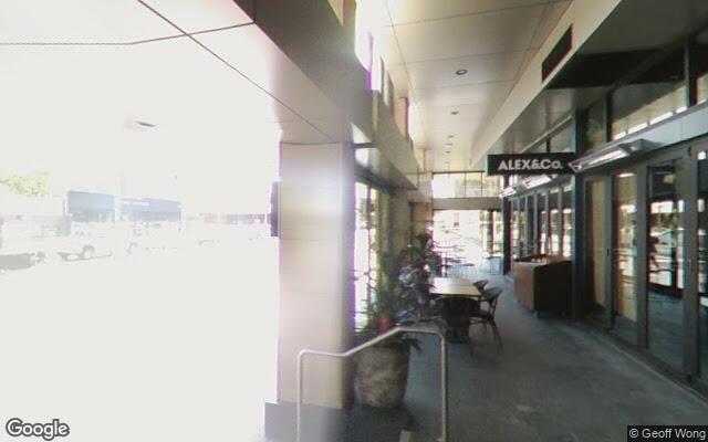 parking on Church St in Parramatta