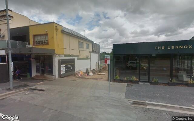 parking on Church St in Parramatta NSW