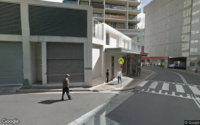 parking on Church Street in Parramatta