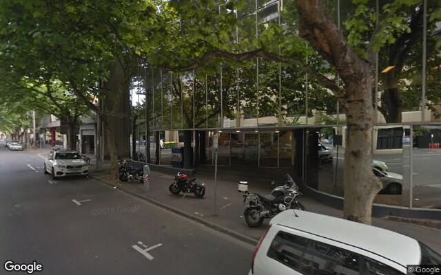 parking on City Rd in Southbank