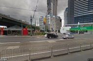 parking on Clarendon Street in Southbank VIC