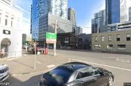 parking on Clarke St in Southbank