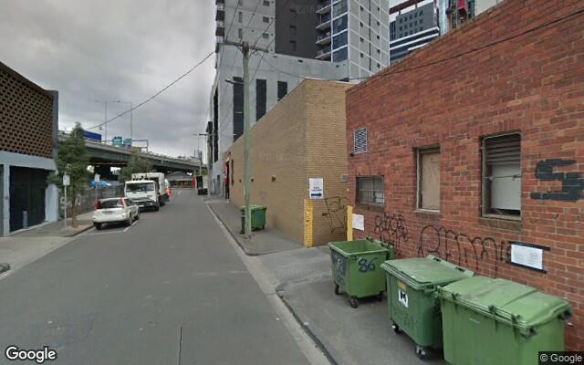 parking on Clarke Street in Southbank VIC