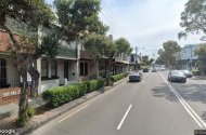 parking on Cleveland Street in Surry Hills New South Wales
