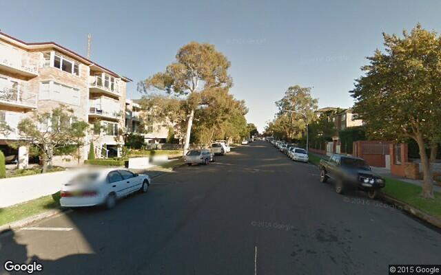 Covered Mosman parking, spit junction 2 mins walk