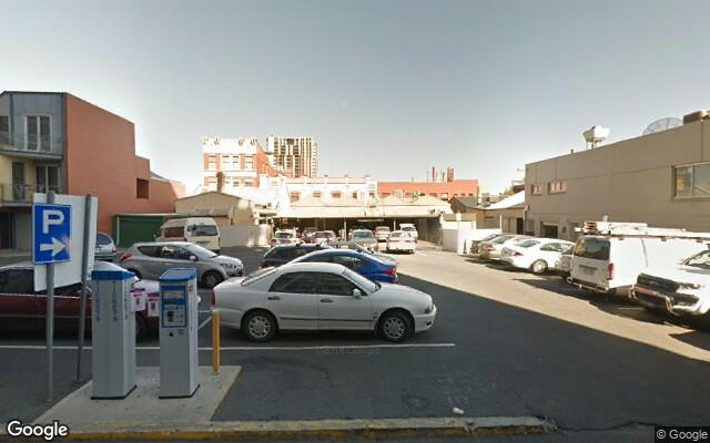 parking on Coglin Street in Adelaide South Australia