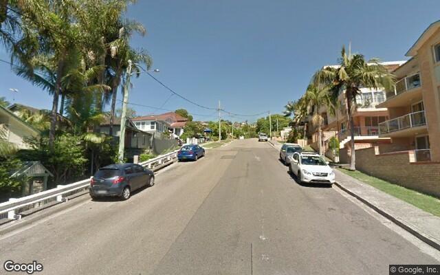 parking on Collaroy Street in Collaroy NSW