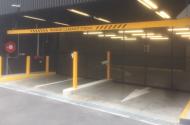 parking on Collins Street in Docklands
