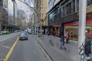 parking on Collins Street in Melbourne Victoria