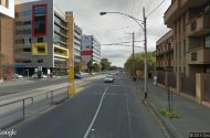parking on Commercial Road in South Yarra