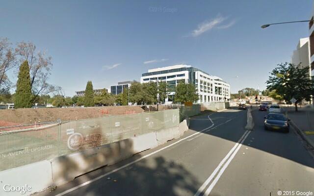 Parking Photo: Constitution Avenue  Canberra  ACT  2601  Australia, 1523, 12570