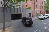 parking on Cook Street in Southbank VIC