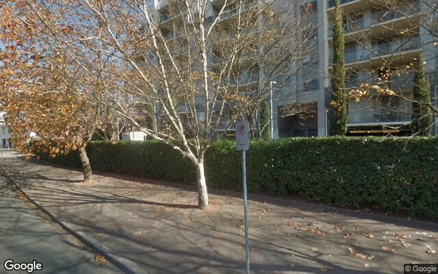 parking on Coranderrk Street in City Australian Capital Territory