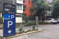 parking on Cordelia St in South Brisbane QLD 4101