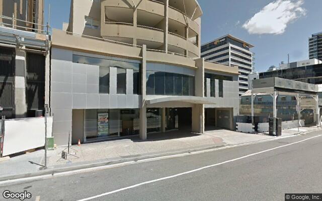 Parking Photo: Cordelia Street  South Brisbane QLD  Australia, 31072, 98783