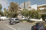 parking on Cowderoy Street in Saint Kilda West VIC