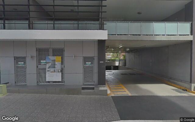 Parramatta CBD underground parking + storage room