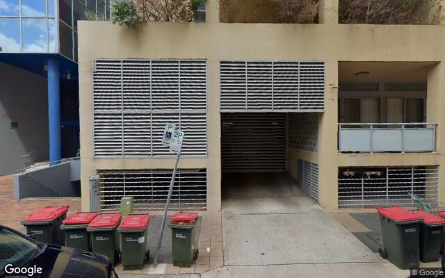 Covered Car Parking Space near Parramatta Station