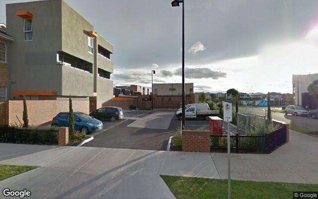 parking on Cross Street in Footscray