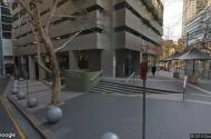 parking on Cunningham Street in Sydney
