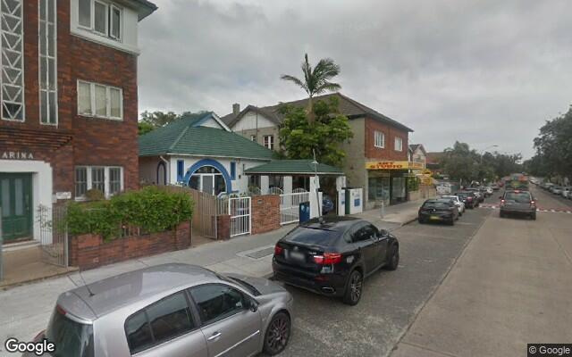 parking on Curlewis St in Bondi Beach NSW 2026