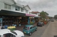 parking on Curlewis Street in Bondi Beach NSW